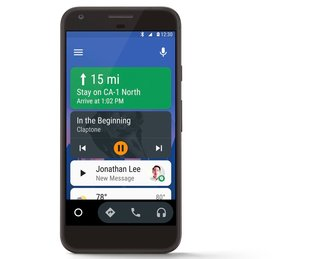 Google Android Auto update brings car mode to all Android smartphones