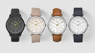 The Timex IQ+ Move is a basic fitness tracker in a sleek analogue watch body
