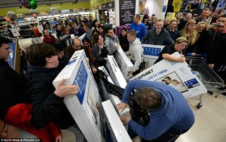 Best Black Friday and Cyber Monday UK TV deals: 4K, HDR, OLED TVs and more