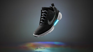 You can soon buy Nike's self-lacing trainers, if you have £575 to spare