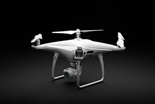DJI Phantom 4 Pro packs magnificent smarts in a flying machine