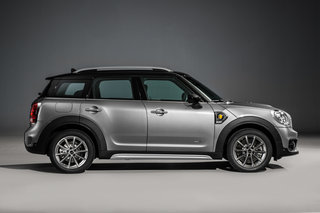Awd Electric Car >> Mini S First Hybrid Is An Awd Countryman With An Electric Mode
