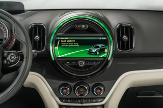 mini s first hybrid is an awd countryman with an electric mode image 4