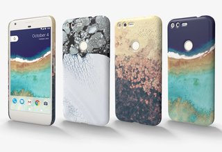 Google launches Google Earth and Trends-themed Live cases for Pixel