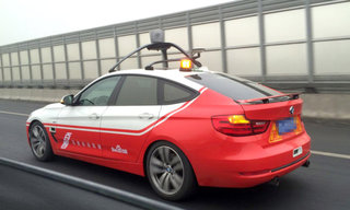 BMW and Baidu aren't making self-driving cars together anymore