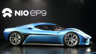 NextEV Nio EP9 in pictures: The world's fastest electric supercar is simply stunning