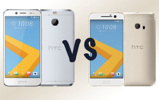 HTC/Pocket-lint HTC 10 Evo vs HTC 10: What's the difference?