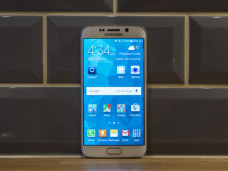 Samsung Galaxy S6 edge review: Livin' on the edge (not a prayer)