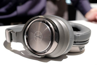 Audio-Technica ATH-DSR9BT preview: A digital future for high-end headphones
