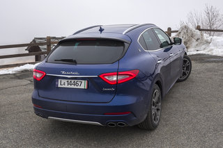maserati levante review image 3
