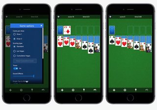 Microsoft's classic Solitaire Windows game now out for Android and iOS