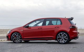 volkswagen golf gti clubsport edition 40 review image 3