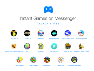facebook messenger lets you play instant games like pac man here s how to find and play them image 2