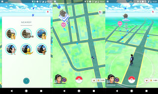 how to use the pokemon go nearby feature image 2