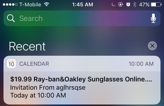 apple icloud calendar spam what s going on and is there a fix  image 2