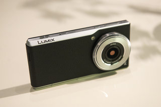 Hands-on: Panasonic Lumix CM1 review: Is it a camera, is it a phone? It's a bit of both