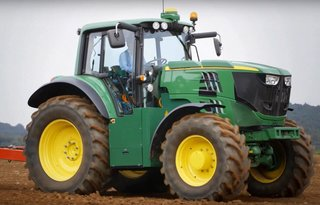 John Deere just made its first fully-electric tractor, see it here
