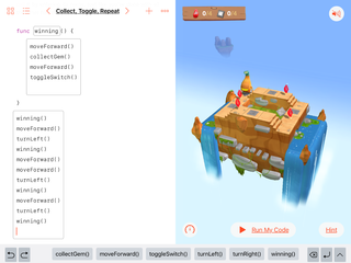 swift playgrounds shows how anyone can learn to code image 8