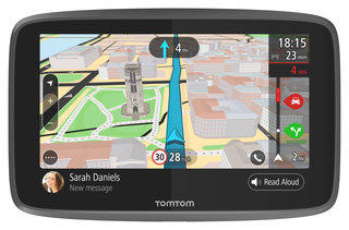 Win a TomTom Go 620 Sat Nav worth £250