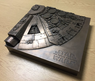 You could win this amazing Star Wars autograph book, with 150 genuine cast signatures