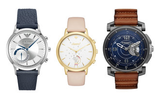 Fossil expands smartwatch portfolio with Diesel, Armani and Kate Spade models