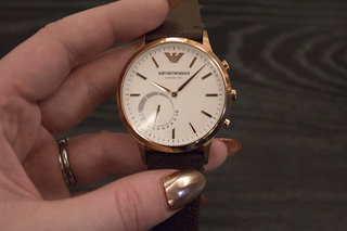Emporio Armani Connected preview: Simple and sophisticated