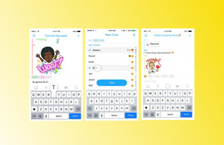 Snapchat Groups: Here's how to use the new group chat feature ...