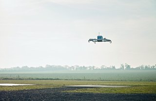 Amazon Prime Air launches in UK: Watch the first drone delivery here