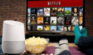 Here's how to control Netflix using Google Home