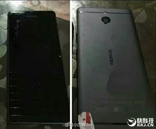 Huge leak reveals Nokia P Android phone design