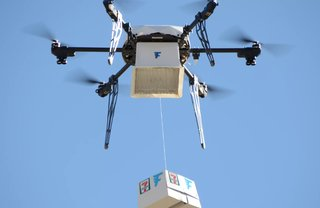 7-Eleven of all places is first to trial US commercial drone deliveries