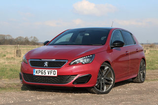 Peugeot 308 GTi review: Five door with added ooh la la