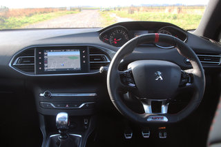 peugeot 308 gti review image 11