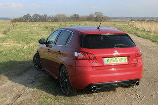 peugeot 308 gti review image 2