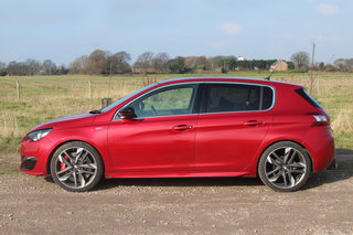 peugeot 308 gti review image 4