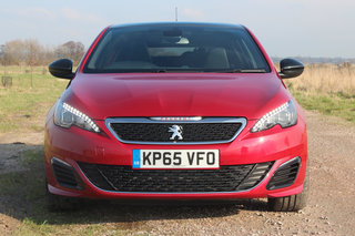 peugeot 308 gti review image 5