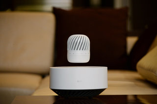 LG made a levitating Bluetooth speaker and will show it off at CES
