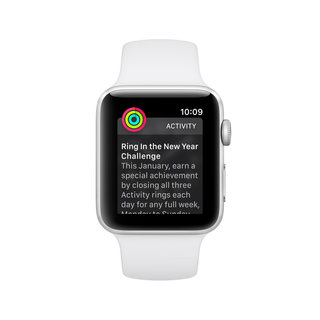 Apple Watch 'New Year' challenge encourages you to stick to your resolutions