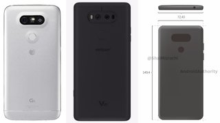 Leaked LG G6 renders 'confirm' modules have gone