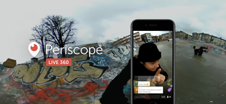Twitter and Periscope introduce live 360 video
