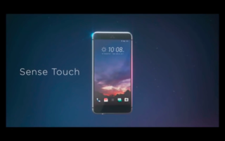 HTC Ocean concept leaks online with no physical buttons in sight