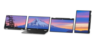Dell unveils XPS 13 2-in-1 laptop at CES 2017