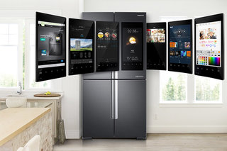 Samsung Family Hub fridges to get voice support in UK and Europe too