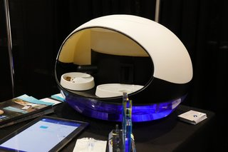 crazy and wacky gadgets of ces 2017 connected beds robots and more image 15