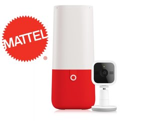 Mattel's Aristotle is an Amazon Echo style speaker aimed squarely at your kids