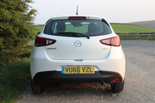 mazda 2 review image 3