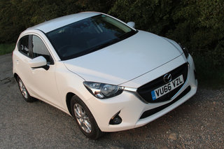 mazda 2 review image 4