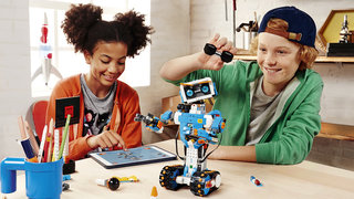 Lego Boost sets to bring your Lego alive