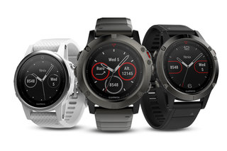 Garmin Fenix 5 brings fitness finesse in smaller sizes