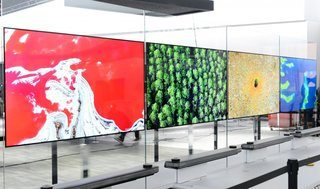 LG's 2017 OLED TVs are brighter than ever before and support Dolby Atmos